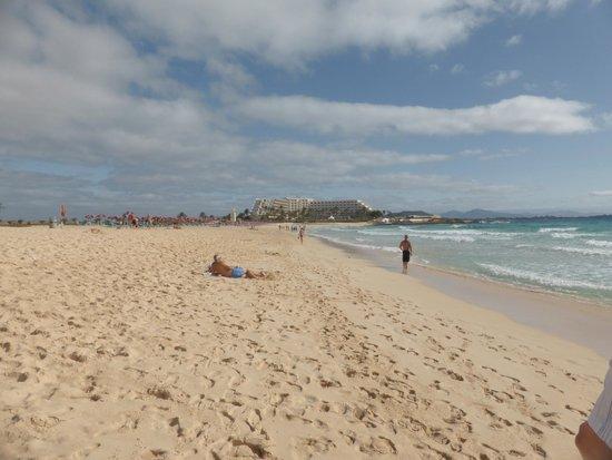 ClubHotel Riu Oliva Beach Resort : main beach