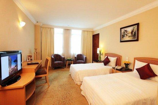 Fortuna Hotel Hanoi: Deluxe Twin