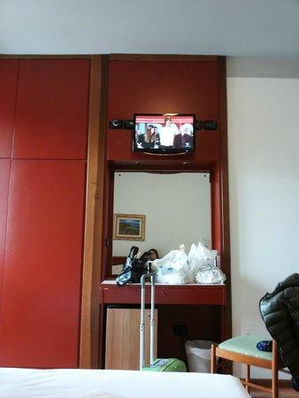 Hotel Cristallo Club: camera