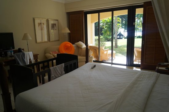 Maritim Resort & Spa Mauritius: our room