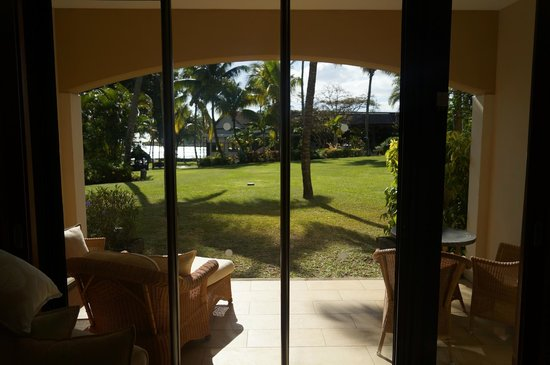 Maritim Resort & Spa Mauritius: view from our room