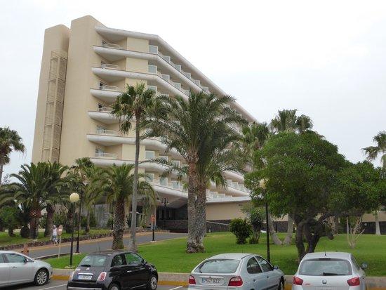 Hotel Riu Oliva Beach Resort: main hotel