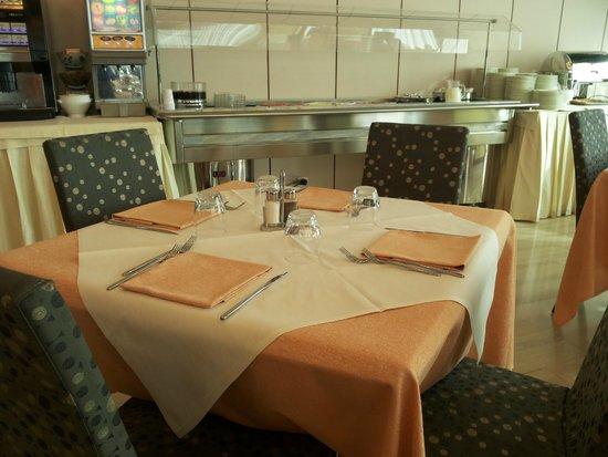 Hotel Cristallo Club: ristorante