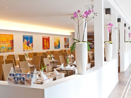 Carat Hotel & Apartments München: TOP carathotel and apartments_Breakfast Restaurant