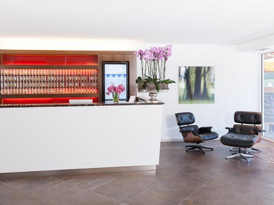 Carat Hotel & Apartments Munchen: TOP carathotel and apartments Munich_Reception