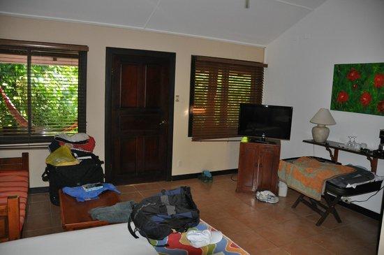 Bahia del Sol Beach Front Boutique Hotel: Unser Zimmer (Standard, 35 m2)