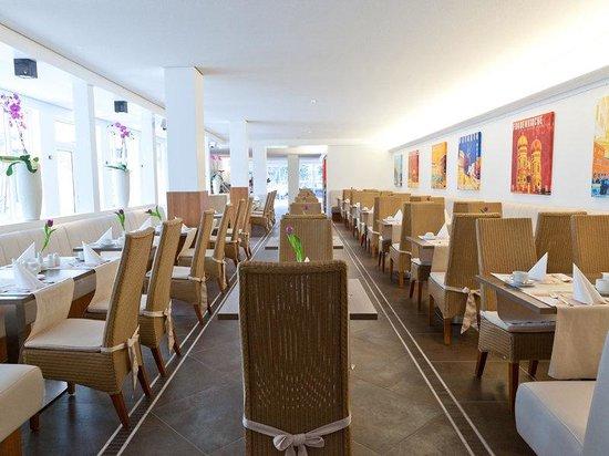 Carat Hotel & Apartments München: TOP carathotel and apartments_Breakfast Restaurant
