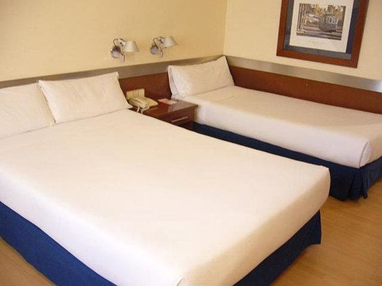 Tres Torres Atiram Hotel: Guest Room