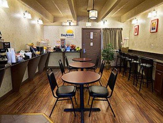 Days Inn Denver Downtown : Breakfast Area