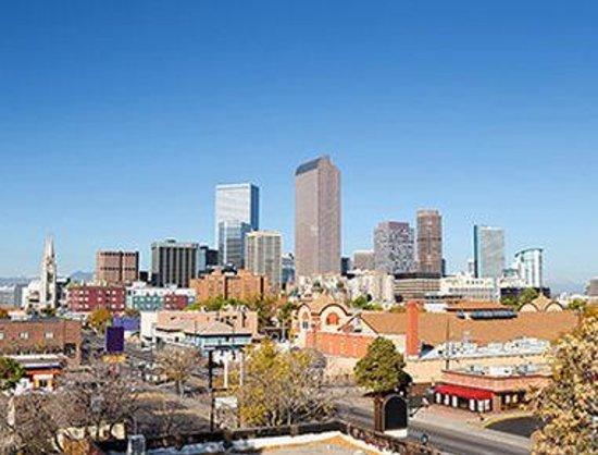 Days Inn Denver Downtown : Skyline