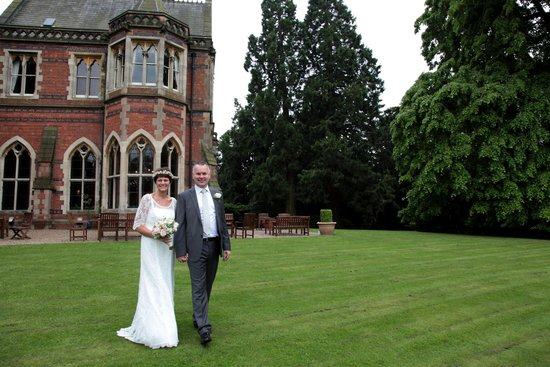 Brownsover Hall Hotel: Stunning grounds