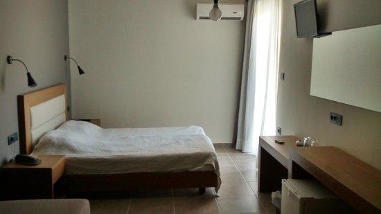 Amphitryon Boutique Hotel : Room 210