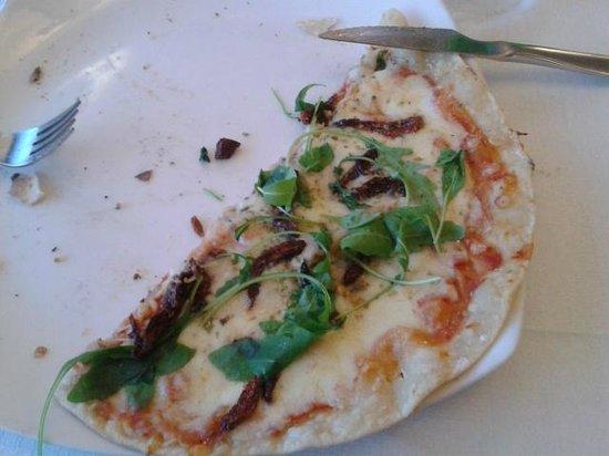 Restaurant Des Port : pizza