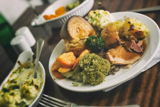 The Bell Inn : Sunday Lunch 2meal for £14