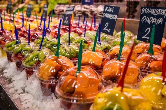 Barcelona Photowalk: Boqueria market