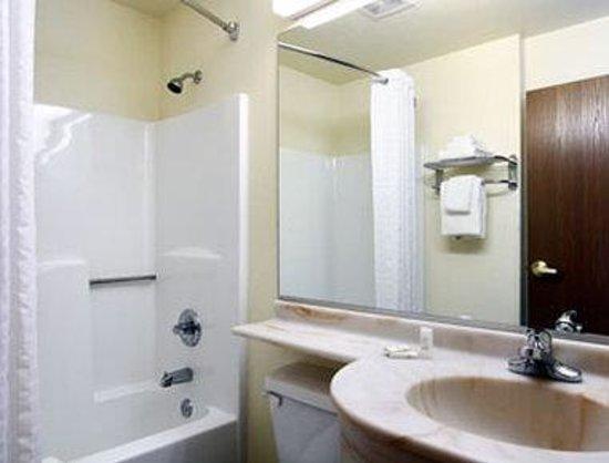 Microtel Inn & Suites by Wyndham Morgantown : Bathroom