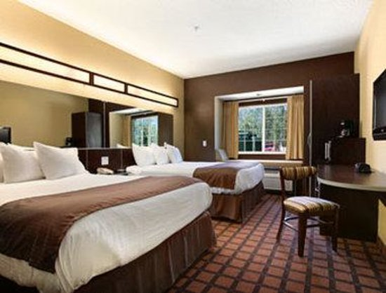 Microtel Inn & Suites by Wyndham Jacksonville Airport: Queen / Double Room