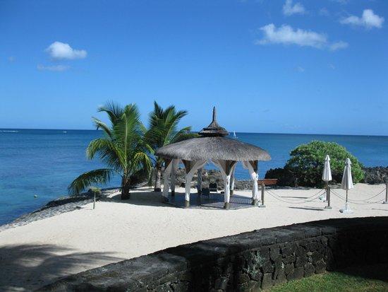 Maritim Resort & Spa Mauritius : Wedding area
