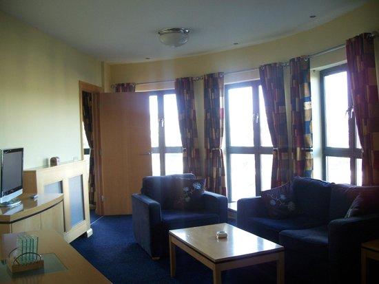 Maldron Hotel Derry : Salottino