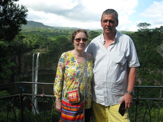 Maritim Resort & Spa Mauritius : Me & the wife :)