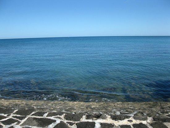 Maritim Resort & Spa Mauritius : the sea
