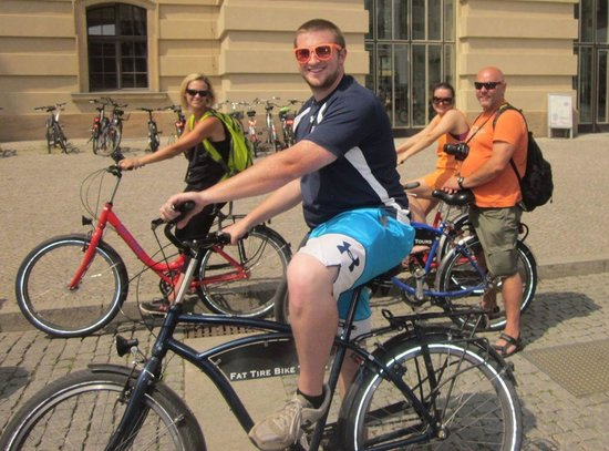 Fat Tire Tours Berlin: FUN!