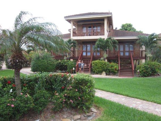 Belizean Dreams Resort : Our Villa