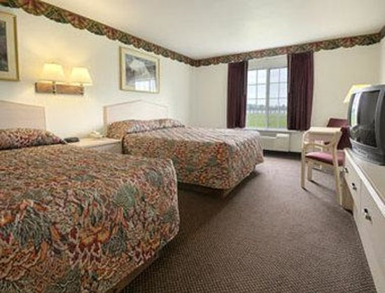 Super Motel: Standard Two Double Bed Room