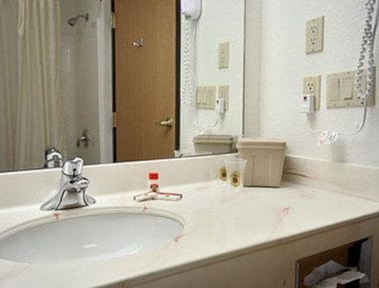 Super Motel: Bathroom