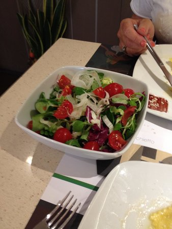 Vero bistro pisa : Mixed salad