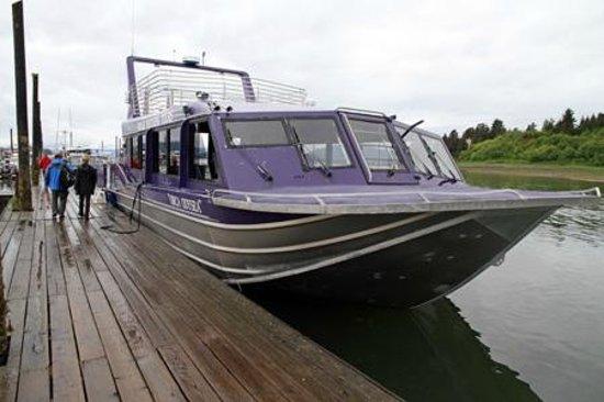 Orca Enterprises: Exterior of boat