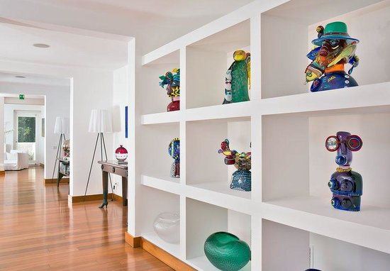 Casa Angelina: Murano glass pieces by contemporary artists