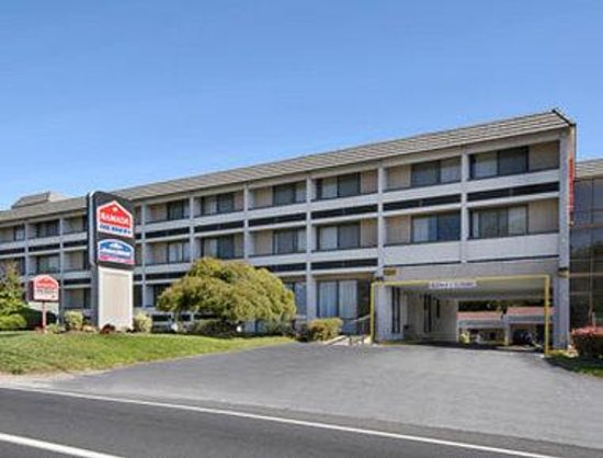 Days Inn College Park: Welcome to the Ramada Limited College Park