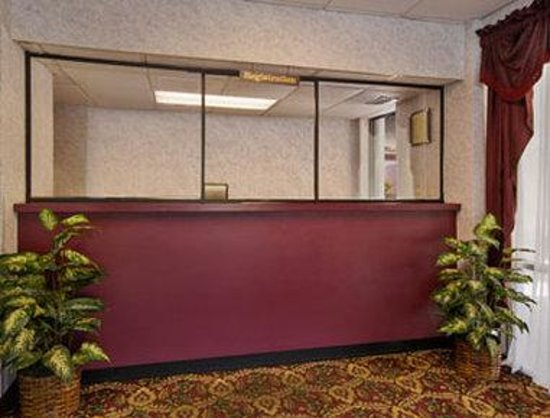 Days Inn College Park: Lobby