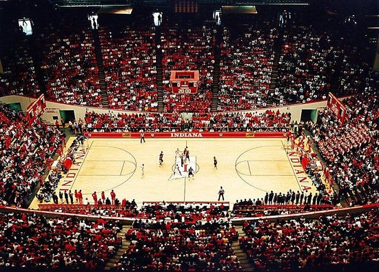 Indiana University Hoosier Basketball