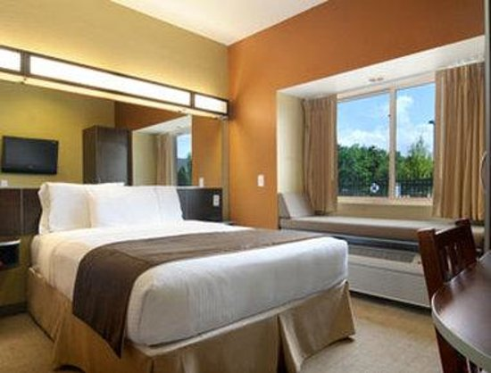 Microtel Inn & Suites by Wyndham Woodstock/Atlanta North : Standard Queen Room