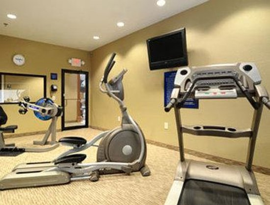 Microtel Inn & Suites by Wyndham Woodstock/Atlanta North: Fitness Center