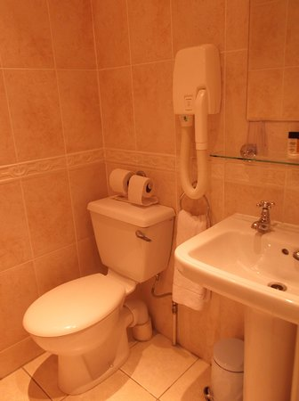 Queen's Hotel : Bathroom