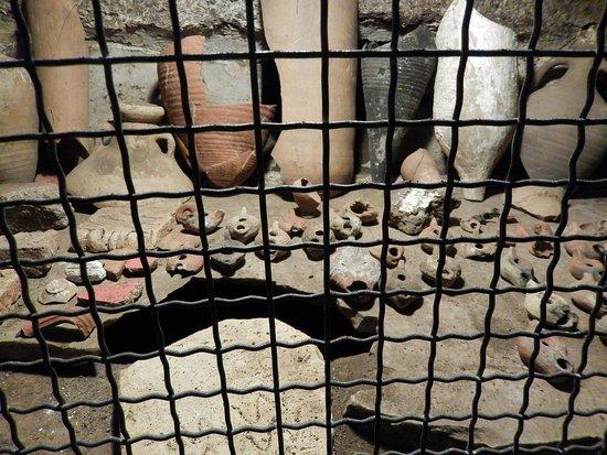 Catacomba Di Vigna Chiaraviglio