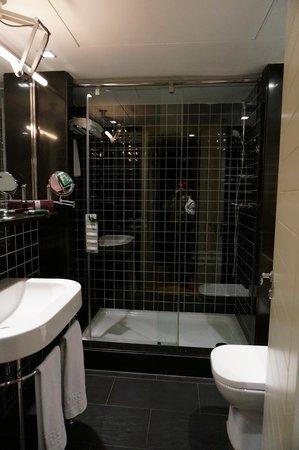 EuroPark Hotel : Banheiro