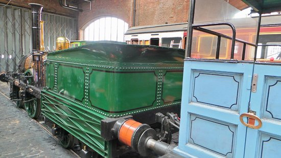 Museum of Science & Industry: Steam power