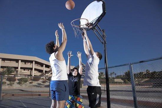 Sonesta Pharaoh Beach Resort Hurghada: Basketball