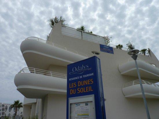 Résidence Odalys Les Dunes du Soleil: la residence.