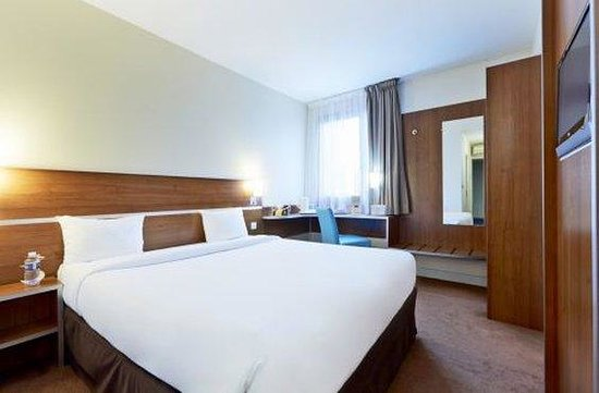 Kyriad Paris Sud - Arcueil Cachan : Double Room