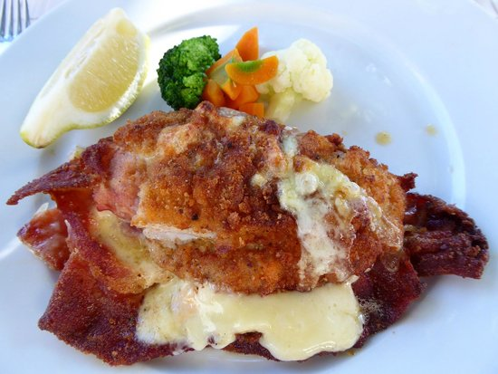 Restaurant Röessli: Der Renner : das Cordon Bleu