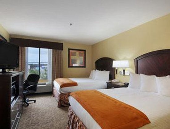 Baymont Inn & Suites Houston Intercontinental Airport: Standard 2 Double Bed Room