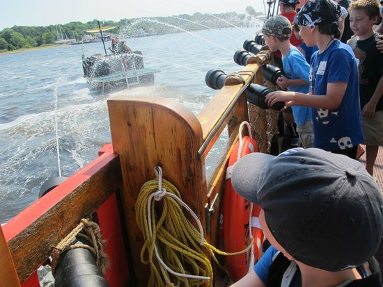 Jersey Shore Pirates: Soaking Pirate Pete