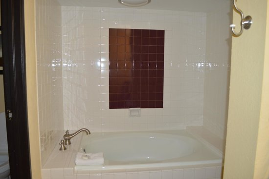 Crowne Plaza Suites Houston - Near Sugar Land: BATH......LOVED IT