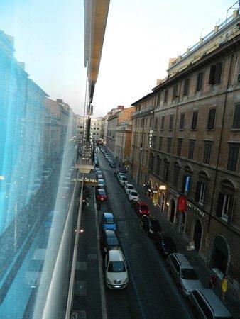 Smart Hotel: Vista desde la ventana
