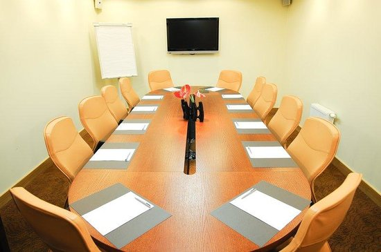 Radisson Blu Elizabete Hotel : Meeting Room